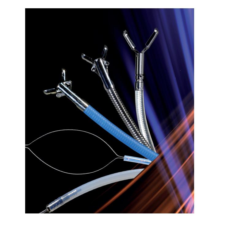 Pauldrach endoszkópok, tartozékok